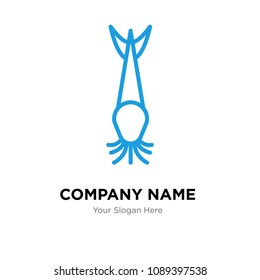 catfish company logo design template, Business corporate vector icon, catfish symbol