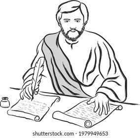 catholic saint paul holy bible