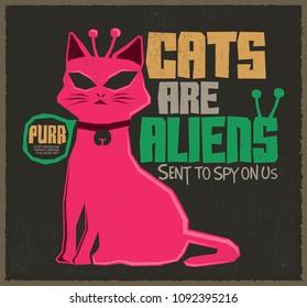 Resultado de imagen para cat alien