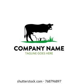 cattle farm logos  Cow Logo Images, Stock Photos