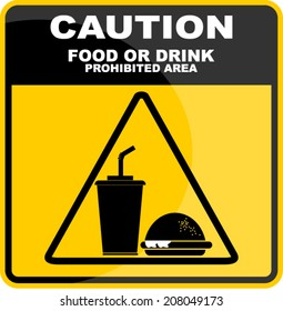 Kitchen Safety Sign Images, Stock Photos & Vectors