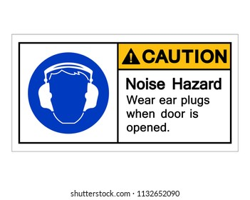Noise Hazard Stock Vectors, Images & Vector Art | Shutterstock