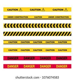 caution tape, construction