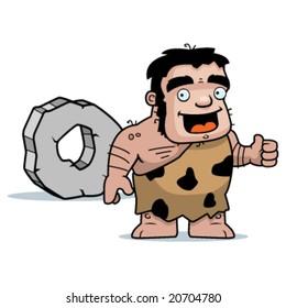 Caveman Wheel