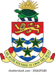 Cayman Islands Coat of arm