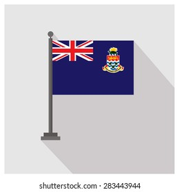 Cayman Islands Country flag