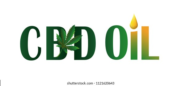 CBD oil and of Marijuana