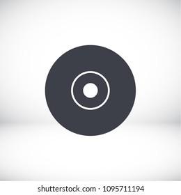 CD drive vector icon