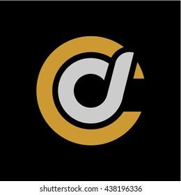 Cd Initial Logo - dc initial logo
