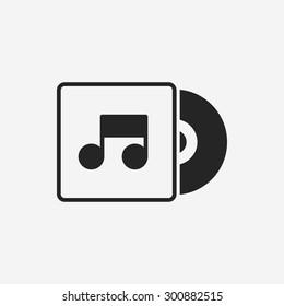 CD sheet icon