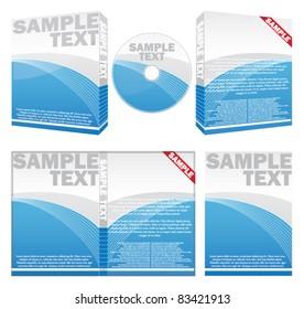 cd-dvd packaging