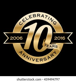 Celebrating 10th Years Anniversary