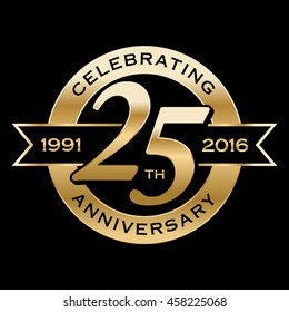 Celebrating 25th Years Anniversary