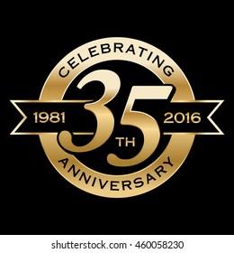 Celebrating 35th Years Anniversary