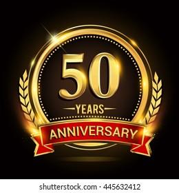 Golden Anniversary Images, Stock Photos & Vectors ...