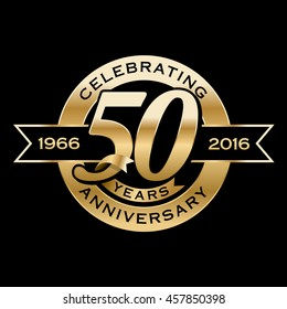 Celebrating 50th Years Anniversary