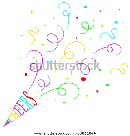 celebration confetti vector art new years eve clip art cheers