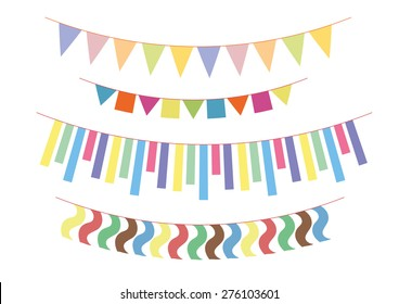 Celebration Flags
