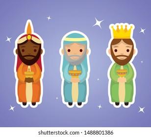 Imagenes Sobre Reyes Magos.Imagenes Fotos De Stock Y Vectores Sobre Reyes Magos