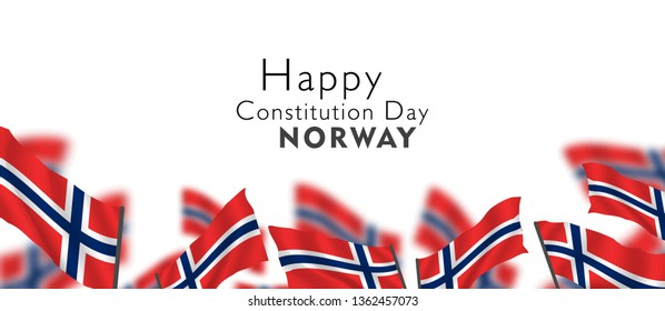 The celebration of the Norwegian Constitution Day