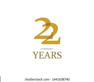 celebration number design, can use for celebrating