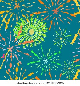 Celebration Pattern Seamless