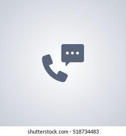 Cell icon, call icon