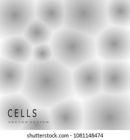 cells background , vector design