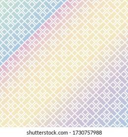 Celtic Knot seamless pattern background.