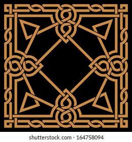 Celtic Stroke Design