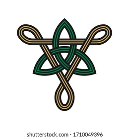 Celtic Symbols Triangle Images, Stock Photos & Vectors | Shutterstock