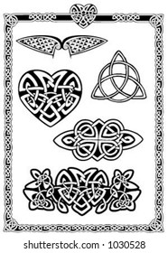 Celtic Vector Art Collection