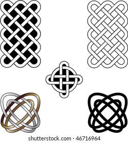 Celtic vector ornament