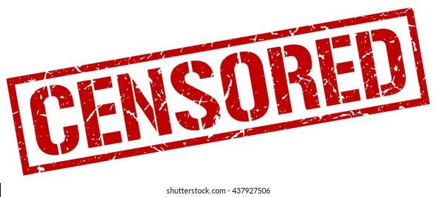 censored stamp.stamp.sign.censored.