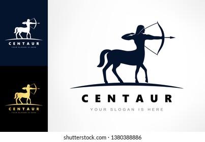 Centaur logo vector