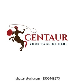 Centaur logo for your business company or your design element
