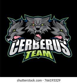 Cerberus Team Vector Logo