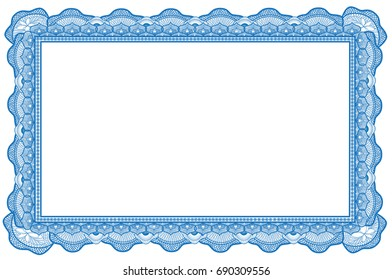 fancy certificate borders