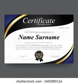 Certificate Template Images, Stock Photos & Vectors