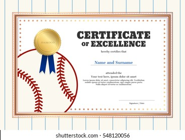 Sports Certificate Images Stock Photos Vectors Shutterstock