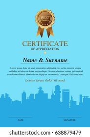 certificate template, construction waranty
