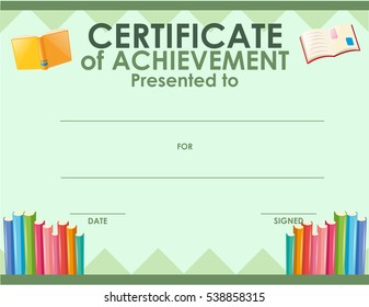 certification template