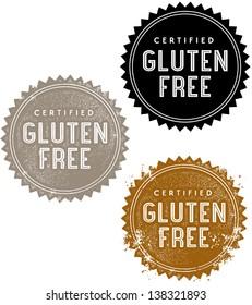 Certified Gluten Free Food Stamp