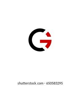 cg letter logo