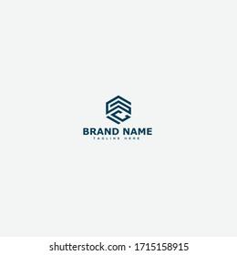CG Letter Logo Design Template Vector