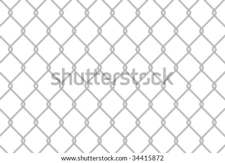 chain link fence texture. Chain Link Fence Texture. Vector Image Chain Texture