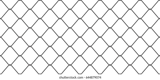 chain link fence wallpaper. Chain Link Wire Mesh Fence Seamless Pattern / Wallpaper Background U