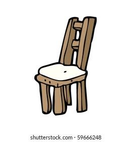 chair cartoon