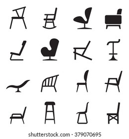 Chair icons