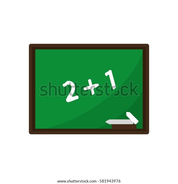 chalkboard class school chalk